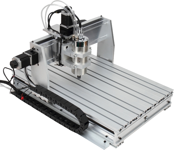 The 6040 CNC Router