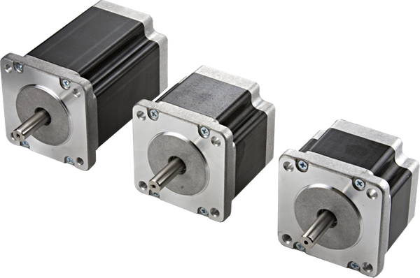 Recommended Stepper Motors