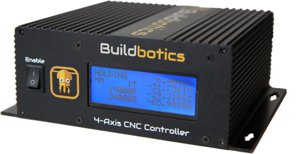 Buildbotics Open-Source CNC Controller